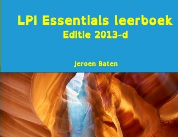 LPI Essentials Textbook