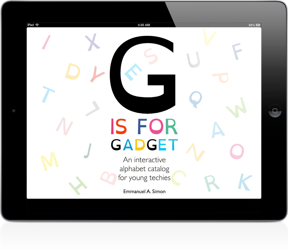 G is for Gadget